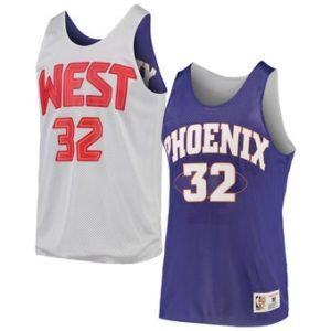 best sneakers 6caa8 1c831 Devin Booker Phoenix Suns Nike Swingman Jersey Purple – Icon ...